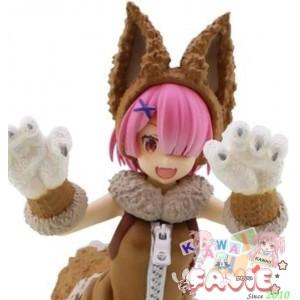 Furyu-REZero-Ram-Wolf-and-Seven-Little-Goats-Ver-Super-Special-Series-Statua-Figure-21-cm-B088PX97Q1