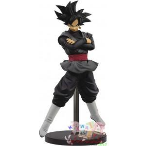Banpresto-Dragon-Ball-Super-Chosenshiretsuden-PVC-Statue-Goku-Black-17-cm-B0846FCLC3